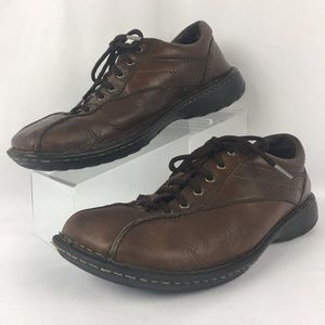 Born Bicycle Toe Lace Up Oxford Shoes Mens  8.5 M